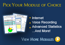 Pick Your Module of Choice - View More Modules